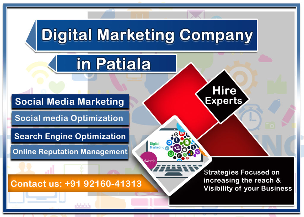 Digital Marketing Company in Patiala