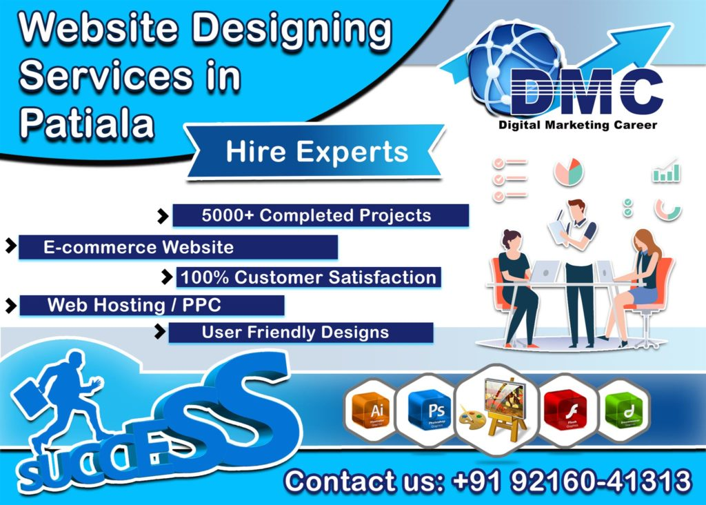 Website Designing Services in Patiala